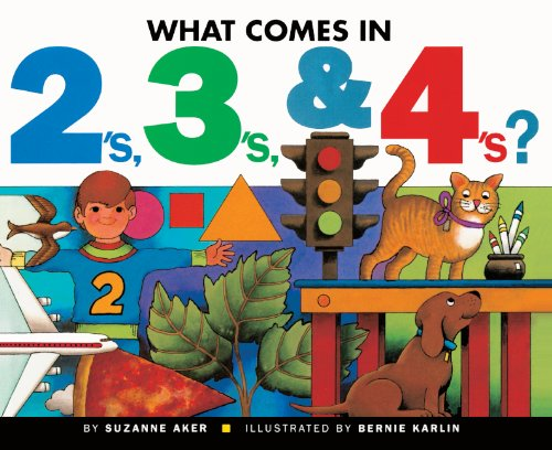 9780833595355: What Comes In 2's, 3's, And 4's? (Turtleback School & Library Binding Edition)