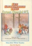 9780833598547: Winter Vacation (Baby-Sitters Club Super Special)