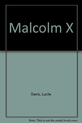 9780833598721: Malcolm X
