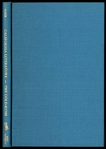 Bibliography of California literature;: Fiction of the: Gaer, Joseph