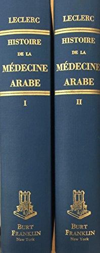 9780833720405: Histoire De LA Medicine Arabe