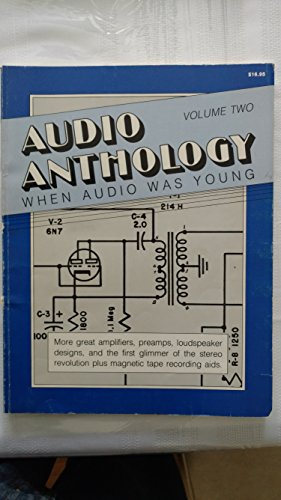 9780833801975: Audio Anthology: 002