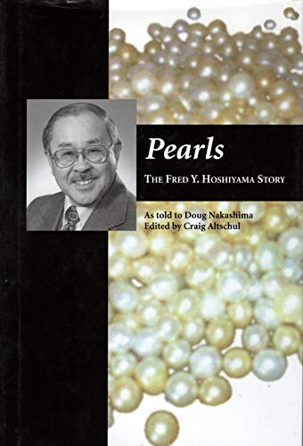 9780833802439: Pearls - The Fred Y. Hoshiyama Story