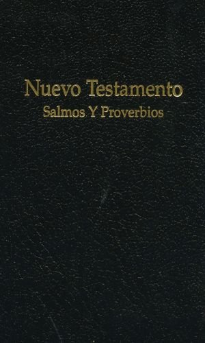 9780834002159: Spanish Vest-Pocket New Testament with Psalms and Proverbs RVR 1960: Reina Valera Revisada 1960