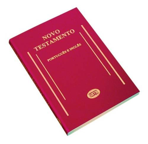 9780834002326: Portuguese/English Parallel New Testament (Brazilian): Portuguese and English Side by Side