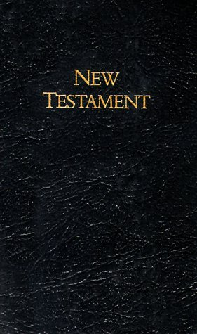 9780834003194: Vest-Pocket New Testament: King James Version