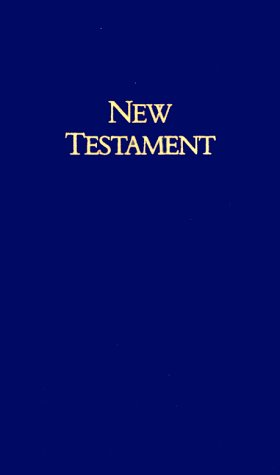 9780834003200: Vest-Pocket New Testament: King James Version