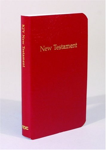 9780834003217: Vest-Pocket New Testament: King James Version