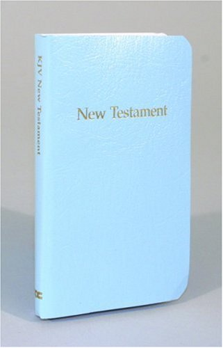 9780834003231: Vest-Pocket New Testament: King James Version