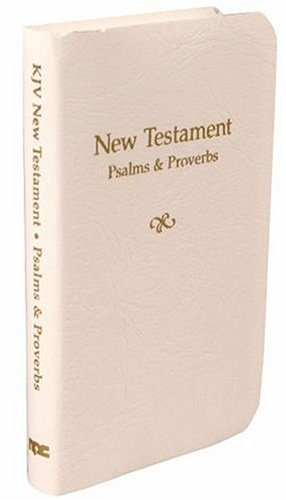 9780834003330: Economy Vest-Pocket New Testament with Psalms and Proverbs: King James Version