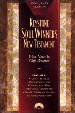9780834003408: Soul Winner's New Testament: King James Version