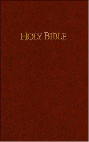 9780834003477: Keystone Bold Text Pew Bible-KJV