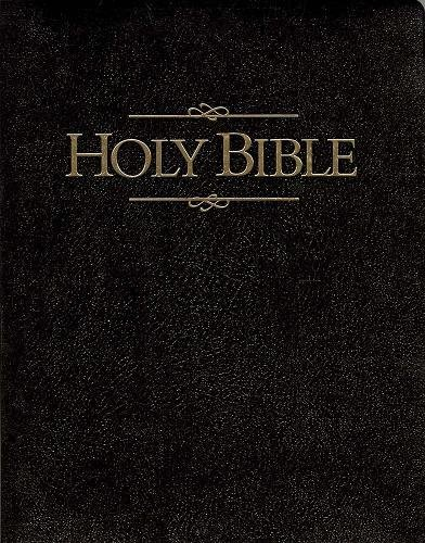 9780834003507: Holy Bible, Keystone Giant Print Presentation Edition: King James Version