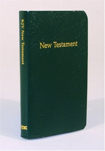 9780834003743: Vest-Pocket New Testament: King James Version