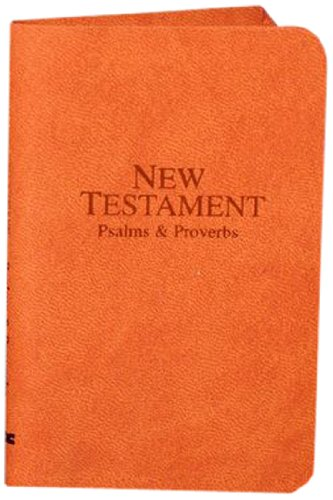 9780834004504: Economy Pocket New Testament with Psalms and Proverbs: King James Version