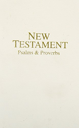 9780834004535: Economy Pocket New Testament with Psalms and Proverbs: King James Version