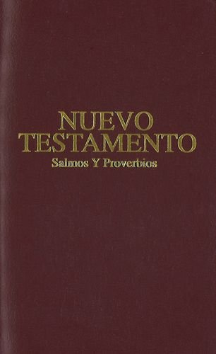 9780834004610: Spanish Pocket New Testament with Psalms and Proverbs: Reina Valera Revisada 1960