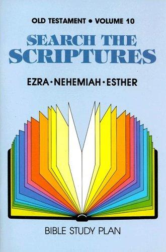 9780834100374: Ezra, Nehemiah, Ester: Volume 10 (Search the Scriptures: Old Testament)