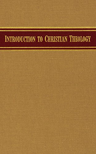 9780834102170: Introduction To Christian Theology