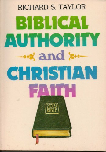 9780834106338: Biblical Authority and Christian Faith