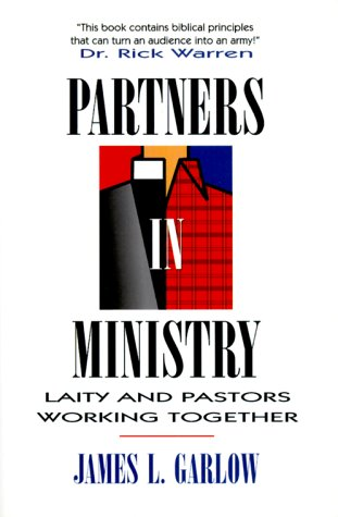 9780834106932: Partners In Ministry: Laity and Pastors Working Together