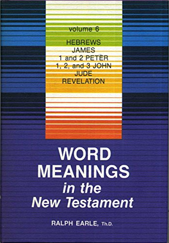 9780834109438: 006: Word Meanings in the New Testament