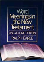 9780834111769: Word Meanings in the New Testament