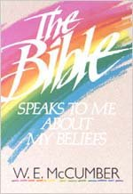 9780834112858: The Bible Speaks to Me About My Beliefs