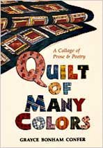 9780834113589: Quilt Of Many Colors: A Collage of Prose & Poetry