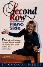 Second Row Piano Side: Chonda Pierce