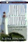 9780834116061: Joyfully Following: Deepening Your Walk With God Through Joy (Satisfied Heart)