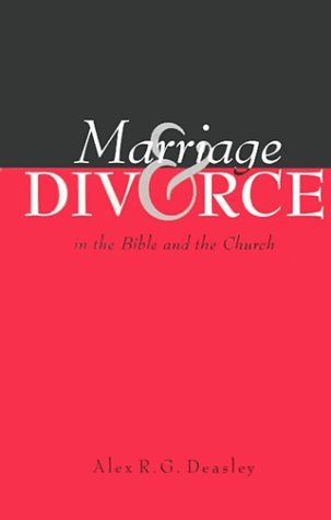 9780834117631: Marriage and Divorce in the Bible and the Church