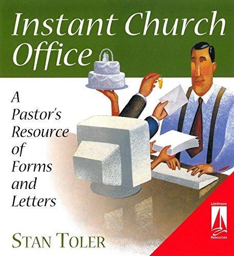 9780834118331: Instant Church Office: A Pastor's Resource of Forms and Letters