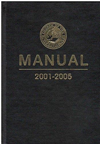 9780834119444: Manual 2001-2005 Church of the Nazarene
