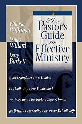 9780834119550: The Pastor's Guide to Effective Ministry