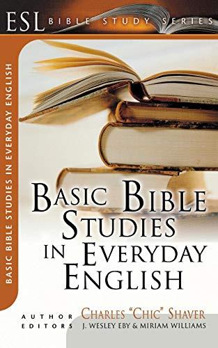 9780834120587: Basic Bible Studies in Everyday English (ESL Bible Study Series)