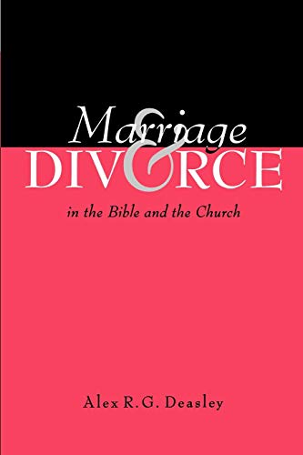 9780834120686: Marriage and Divorce in the Bible and the Church