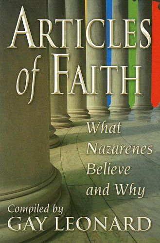 9780834122154: Articles of Faith: What Nazarenes Believe and Why