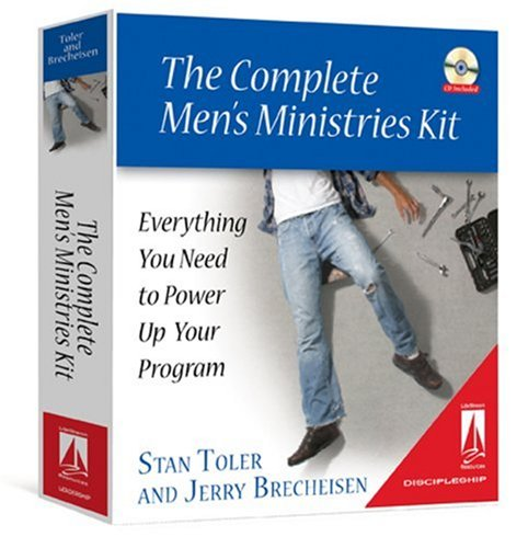 9780834123366: The Complete Men's Ministries Kit: Everything You Need to Power Up Your Program (Lifestream Resources)