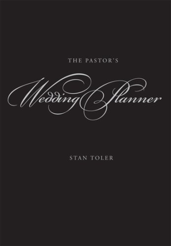 The Pastor's Wedding Planner (9780834124257) by Stan Toler