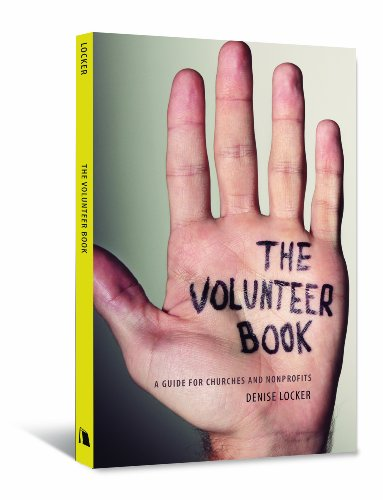 9780834124943: The Volunteer Book: A Guide for Churches and Nonprofits