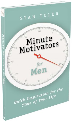 9780834132832: Minute Motivators for Men: Quick Inspiration for the Time of Your Life