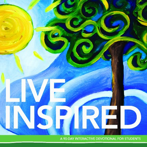 9780834150539: Live Inspired: A 90-Day Interactive Devotional for Students