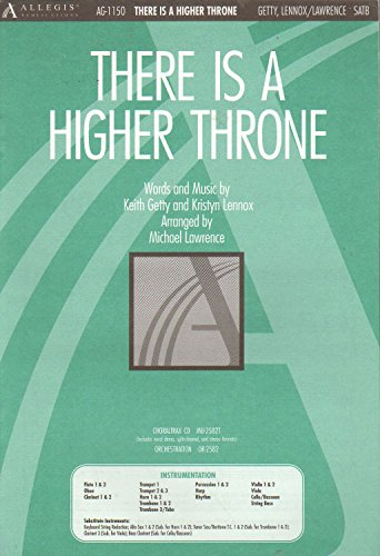 9780834172258: There Is a Higher Throne