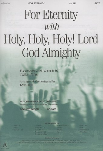 9780834174207: For Eternity with Holy, Holy, Holy! Lord God Almighty