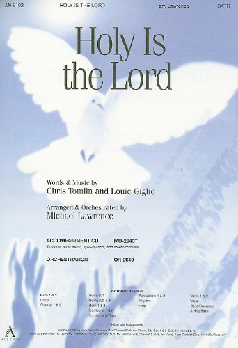 9780834174641: Holy Is the Lord