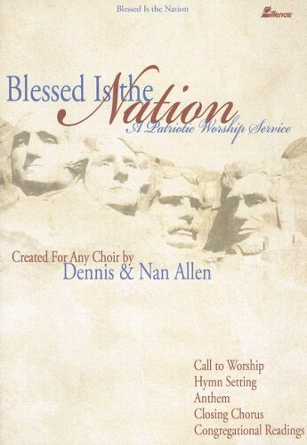9780834174733: Blessed Is the Nation: A Patriotic Worship Service