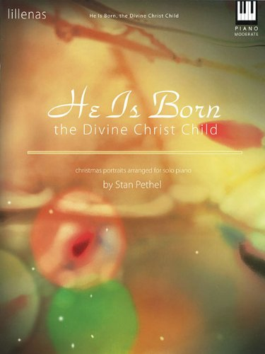 9780834175822: He Is Born the Divine Christ Child Key Book