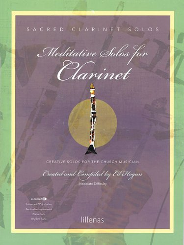 9780834177147: Meditative Solos: for Clarinet (Sacred Solos)