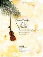 9780834178090: Creative Carols for Violin Book/Cdrom